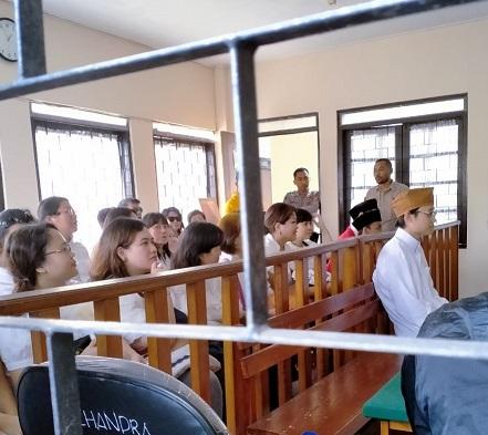 Terbukti Bersalah Calon Pendeta, Divonis 9 Tahun 6 Bulan