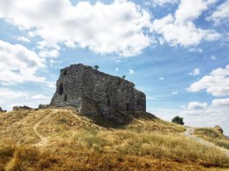 The Rock of Dunamase