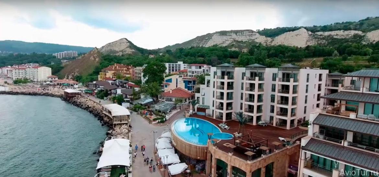 Балчик курорт Болгарии
