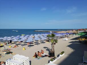 Пляжи в Поморие