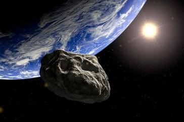 NASA failed to prevent an asteroid from colliding with Earth