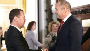 In Moscow, Radev prepares ground for renewed relationship