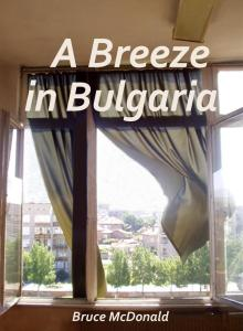 A Breeze in Bulgaria, book cover