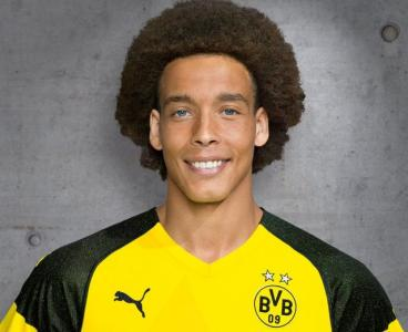 Axel Witsel Sidelined For The Rest Of 2019