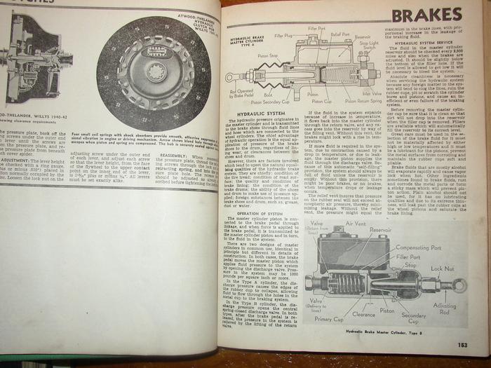 Motor's AUTO REPAIR MANUAL 1935-42 LaSalle Hupp Studebaker