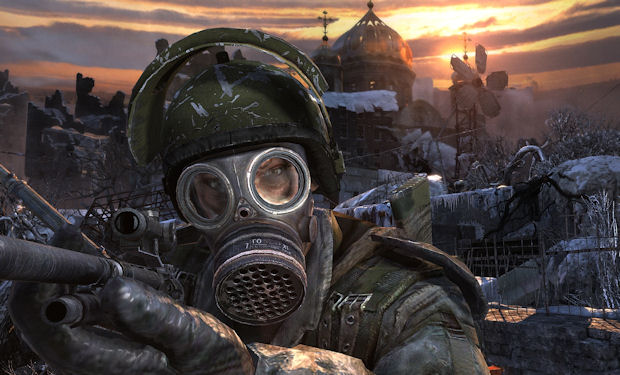 Metro 2033 Publisher Welcomes STALKER Comparisons