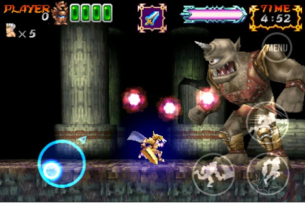 IPhone GhostsN Goblins Gold Knights II On App Store