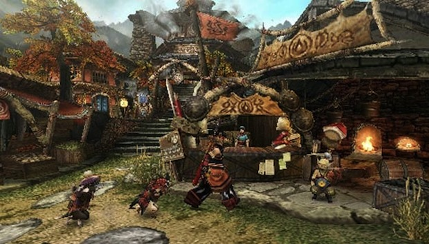 Monster Hunter Freedom 3 3 Million Copies In 17 Days