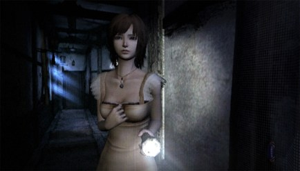 Fatal Frame 3DS spin-off uses system camera photo