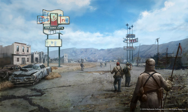 Fallout New Vegas Lead Designer Releases New Mod