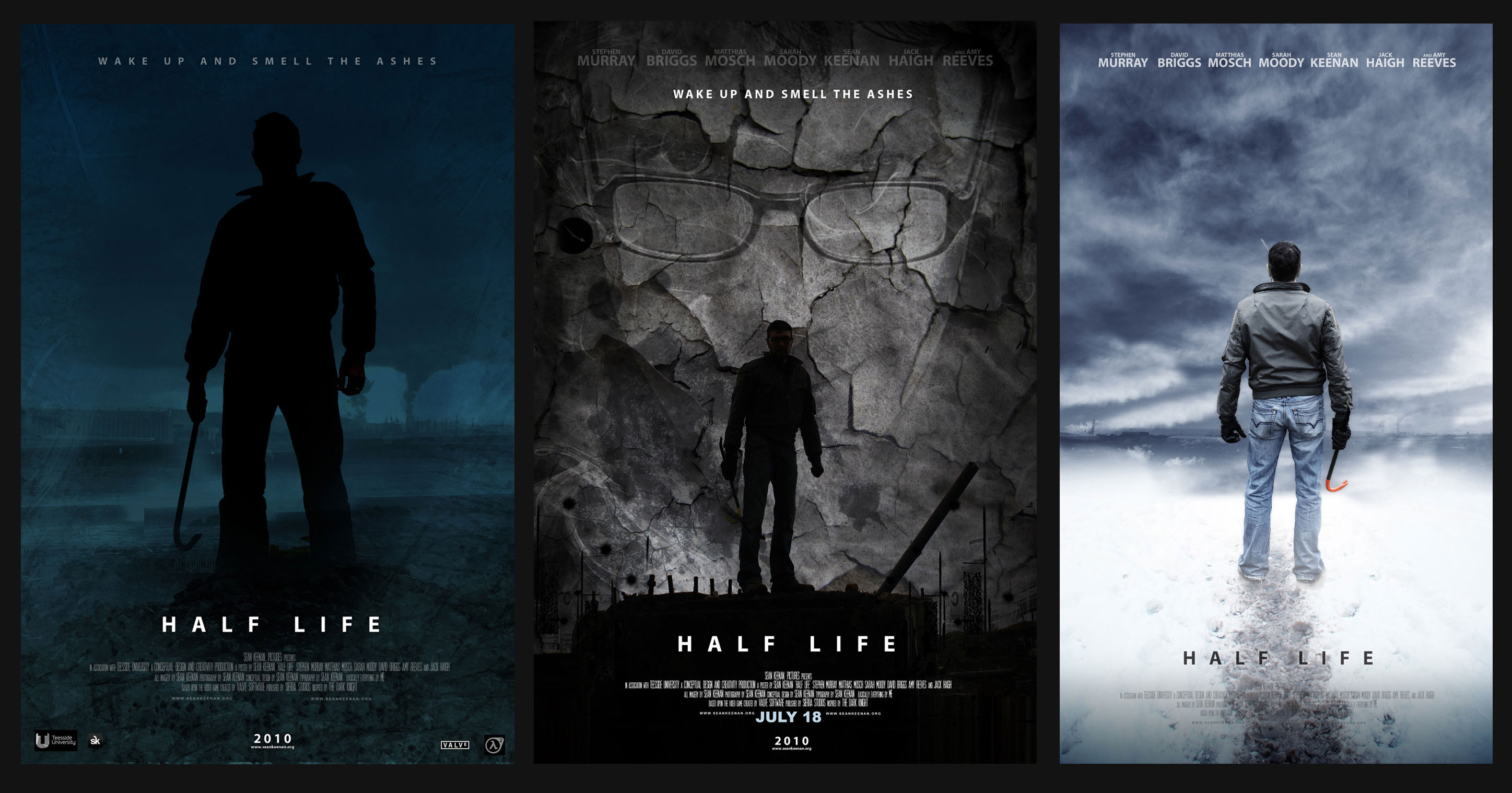 Half Life Movie Mock Up Posters Are Batman Y