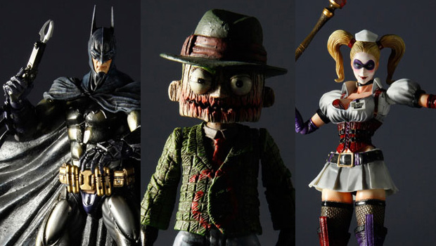 Scarface is the highlight of these Arkham City figures photo