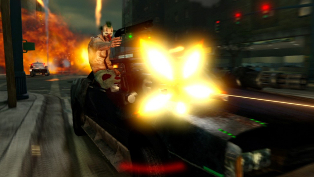 Twisted Metal Dev Hit With Layoffs David Jaffe Leaving