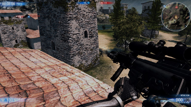 War Inc To Become Hybrid First And Third Person Shooter