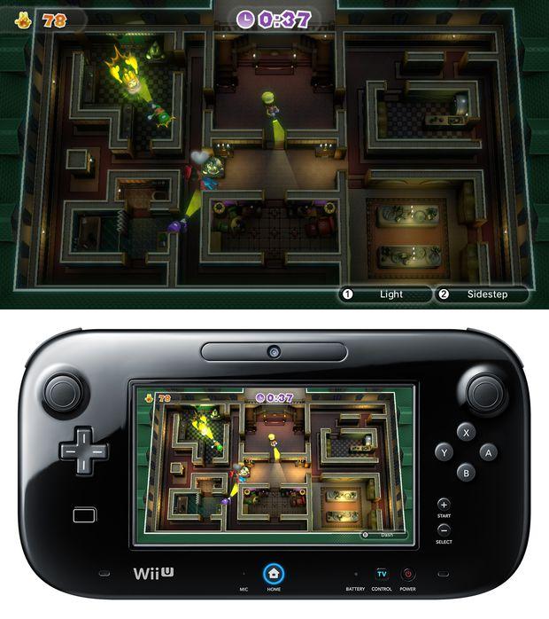 """Résultat de recherche d'images pour """"Nintendo Land luigi"""""""