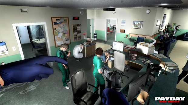 Free Left 4 Dead Crossover DLC Released For PAYDAY On PC