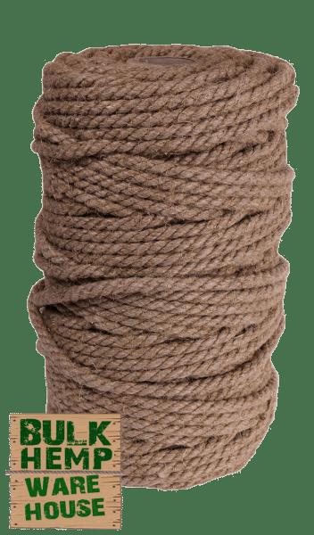 Bulk Hemp Rope - Romanian 12mm - 50 Meters