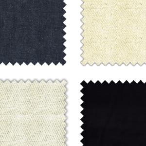 Hemp Twill Fabrics