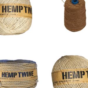 Natural Hemp Twine