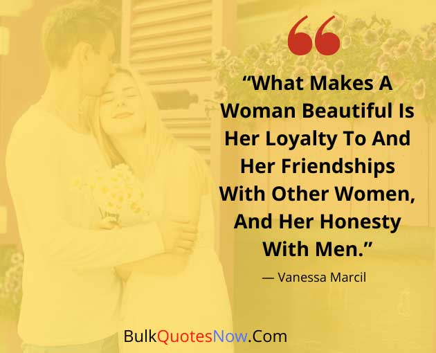 loyalty quotes for her