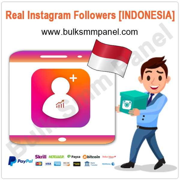 Real Instagram Followers [INDONESIA]
