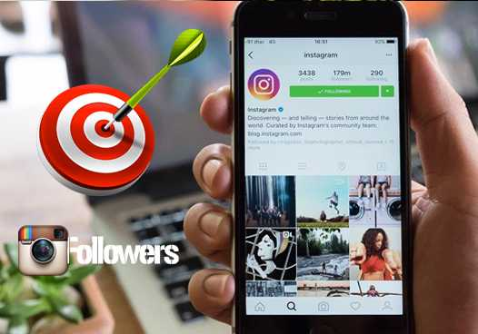 Instagram Targeted Followers
