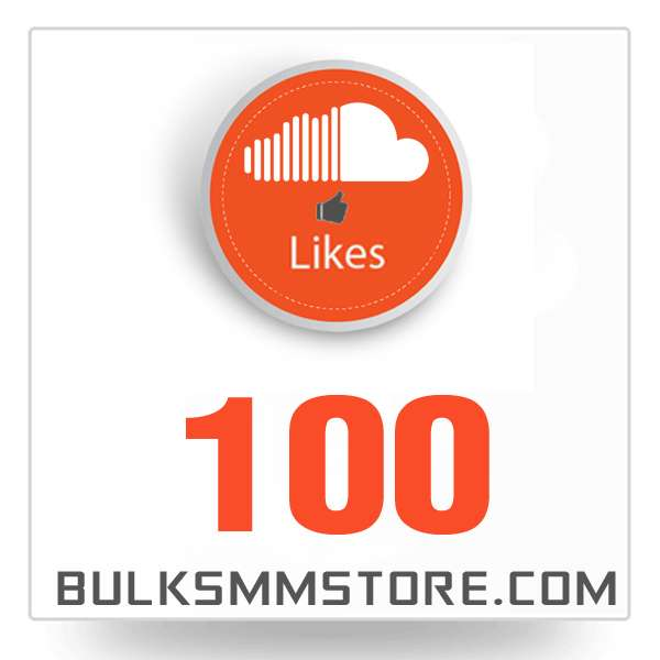 Real 100 Soundcloud Likes