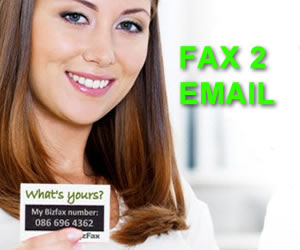 Fax to Email Marketing in Bloemfontein