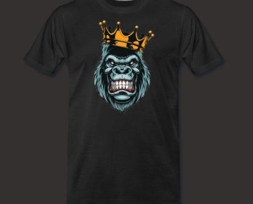 Gorilla King Shirt