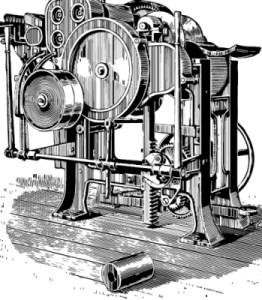 mimeo machine