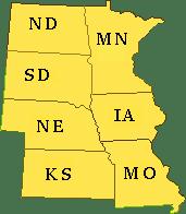 Division I Map
