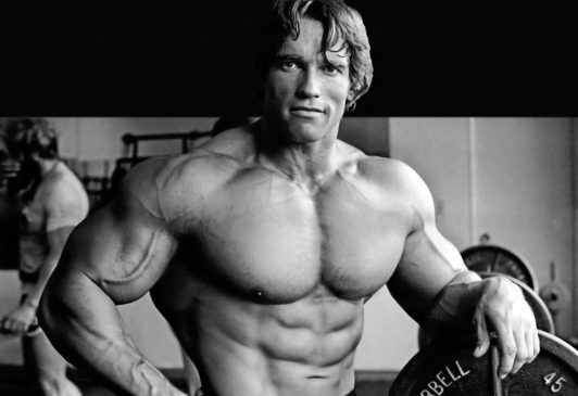 Arnold was extremely self-confident