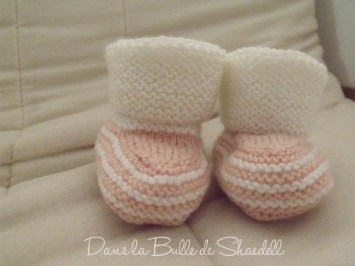 chaussons alesia