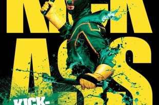 Kick-Ass de Matthew Vaughn affiche film cinéma