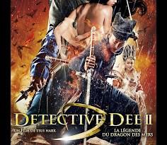 """[Critique] """"Détective Dee II : La Légende du Dragon des Mers"""" (2013) : Une mise en scène 3D épatante 1 image"""