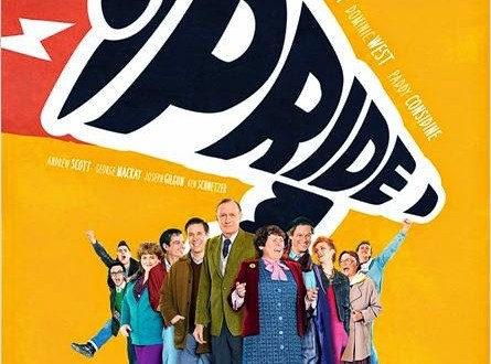 """[REVIEW] """"Pride"""" (2014): Nothing but happiness! 1 image"""