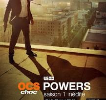 """[CRITIQUE] """"Powers"""" saison 1 : Le bon, la brute et la groupie 1 image"""