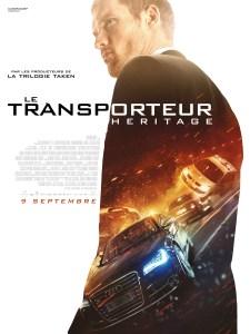Le Transporteur Héritage - affiche