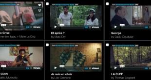Concours de courts-métrages Sundance Channel edition - selection 2016