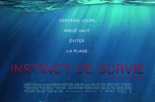 Instinct de survie - The Shallows affiche