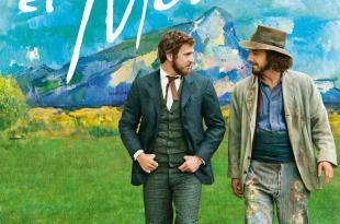 Cézanne et moi affiche