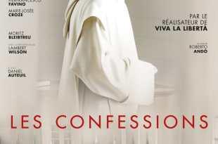 les confessions affiche
