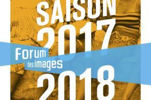 Forum des images saison 2017-2018 affiche