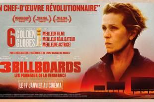 3 Billboards, Les Panneaux de la Vengeance Martin McDonagh affiche
