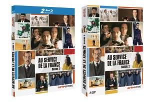 Au service de la France saison 2 image Blu-Ray & DVD