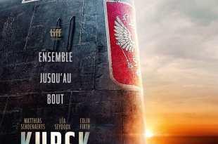 Kursk affiche film critique avis