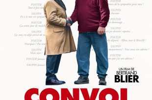 CONVOI EXCEPTIONNEL de Bertrand Blier affiche film cinéma