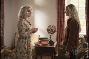 La Dernière folie de Claire Darling de Julie Bertuccelli image Catherine Deneuve et Chiara Mastroianni film cinéma