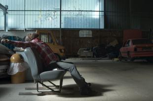 Bewegungen eines nahen Bergs image film documentaire