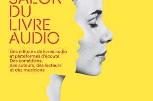VOX, le Salon du livre audio 2019 affiche manifestation littéraire